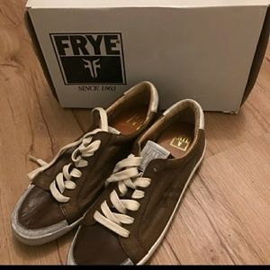 Dylan Frye whiskey shoes